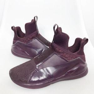 PUMA Purple Fierce Kurim KRM Cross Trainer Sneaker